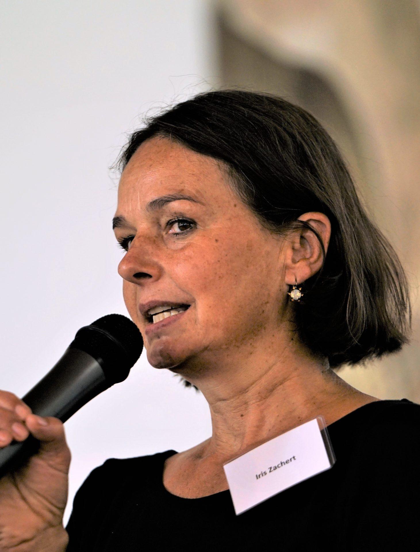 Iris Zachert